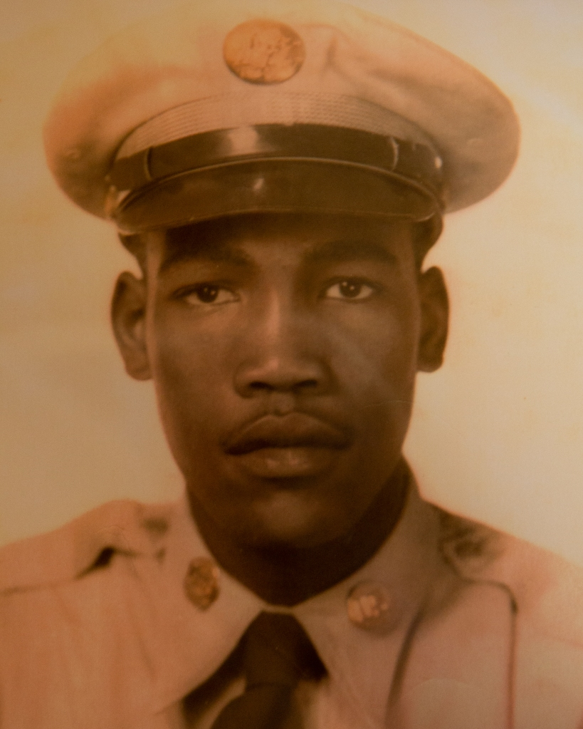 Marvin Leonard Williams, U.S. Army